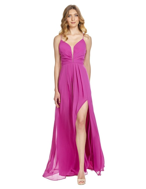 f8415ba93d Vestido liso Bridesmaids Collection