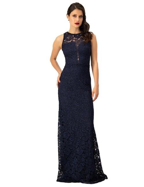 Quiero ver modelos de vestidos de noche