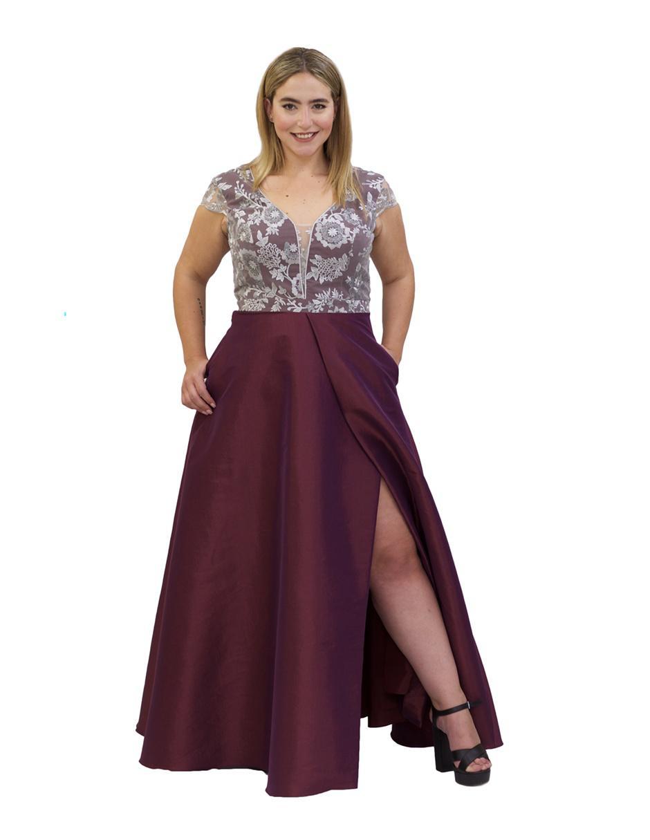 Vestido Rue De La Paix Vino Cocktail