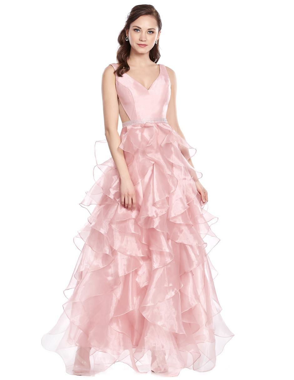 Vestido De Fiesta Brazzi J Rosa Olanes